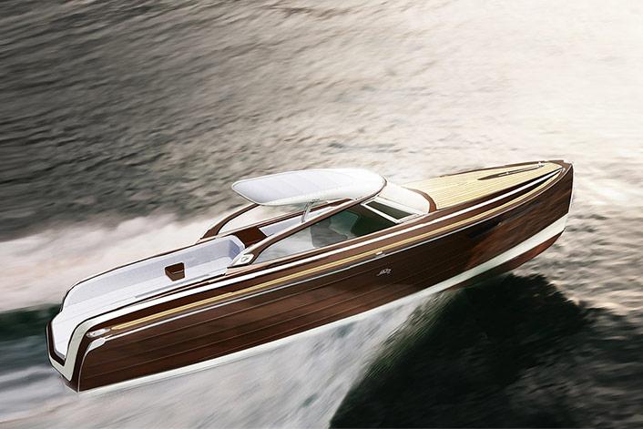J34 - luxe snelvarend plezierjacht
